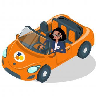 Seu carro com a Colombo Consórcios